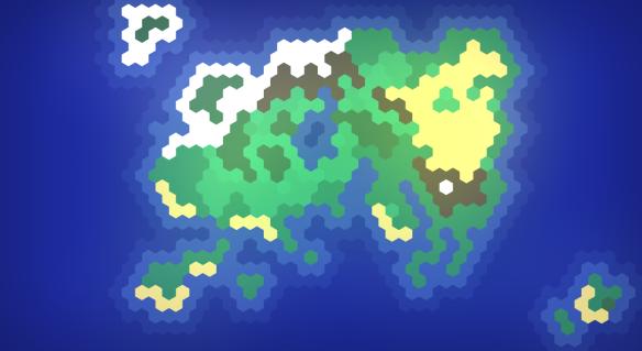 HexelsWorldMap
